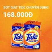Bột giặt Tide chuyên dụng 6kg