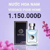 Nước hoa nam Versace Pour Home 100 ml