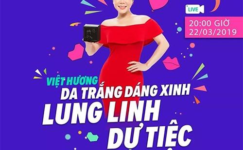 Việt Hương sắp ra mắt siêu phẩm Kem Tan Mỡ Hương Thị