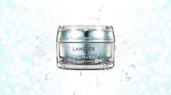 Kem dưỡng trắng da mặt Laneige White Plus Renew Original Cream