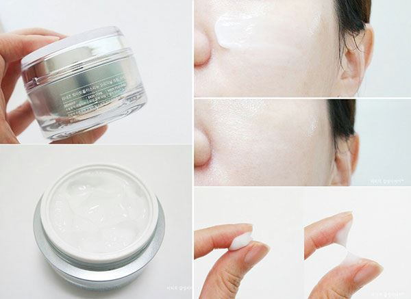 Chất kem dạng Gel Laneige White Plus Renew Original Cream