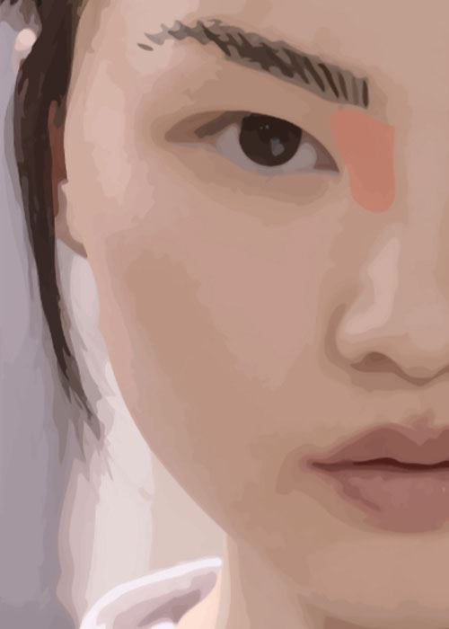 kem che khuyết điểm giúp đôi mắt to hơn
