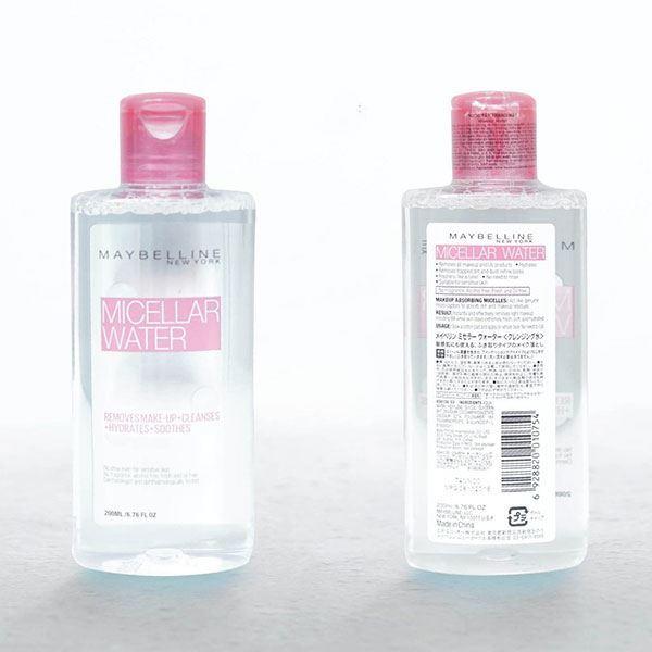 Nước tẩy trang đa công dụng Maybelline Micellar Water