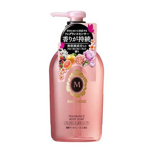 Sữa tắm dưỡng da Shiseido Ma Cherie Fragrance Body Soap 450 ml