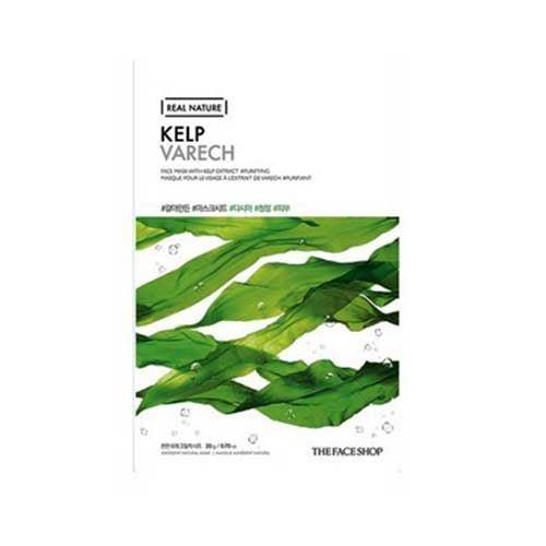 Mặt nạ dưỡng ẩm rong biển The Face Shop Kelp Varech 20g
