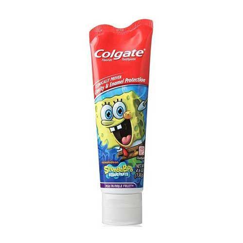 Kem đánh ngừa sâu răng cho bé Colgate Nickelodeon 130g