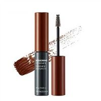 Mascara vẽ chân mày The Face Shop Designing Browcara 02 Light Brown 6.5g