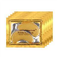 Mặt nạ dưỡng da trị thâm quầng mắt Crystal Collagen Gold Power Eye Mask
