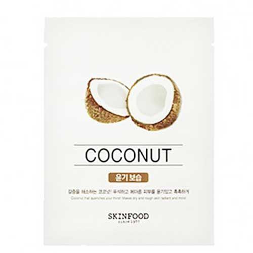 Mặt nạ dưỡng ẩm chiết xuất dừa tươi SkinFood Coconut Mask
