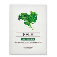 Mặt nạ dưỡng da rau cải xoăn SkinFood Kale 18ml