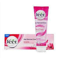 Kem tẩy lông Veet Silk and Fresh Technology 100ml