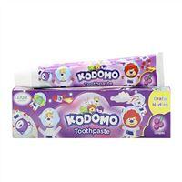 Kem đánh răng trẻ em Kodomo Grape hương nho 45g