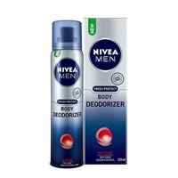 Xịt ngăn mùi toàn thân Nivea Men Fresh Protect Intense Hương gỗ nồng ấm 120 ml