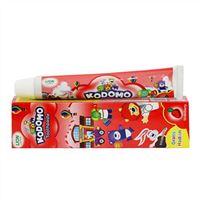 Kem đánh răng trẻ em Komodo Gratis Hadiah hương dâu 45g