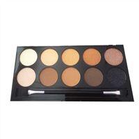 Bảng màu mắt Odbo Alluring Palette Eyeshadow OD250 01