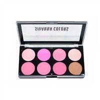 Bảng phấn má hồng 8 ô Sivanna Colors HF 319 04
