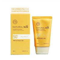 Kem chống nắng The Face Shop Natural Sun Eco Extreme Sun Cream 50+ 50ml