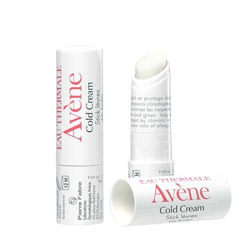 Son dưỡng Avene Cold Cream Eau Thermale 4g