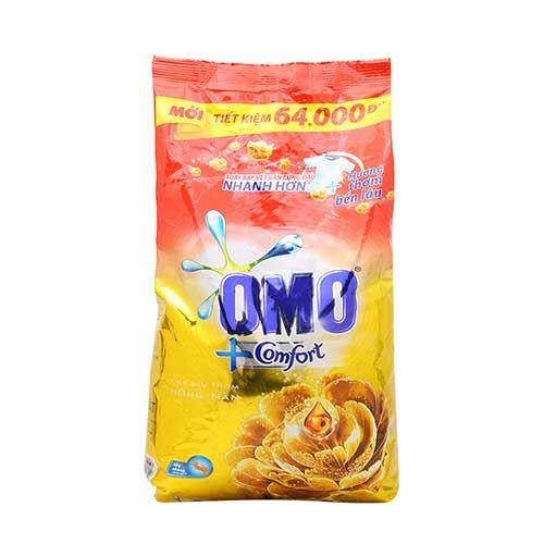 Bột giặt Omo hương Comfort tinh dầu thơm nồng nàng 4kg