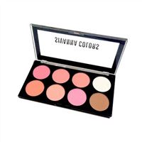 Phấn má hồng Sivanna Colors Ultra Blush Palette No 03
