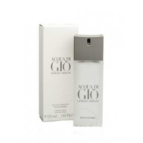 Nước hoa Giorgio Armani Eau De Toilette  Pour Homme 20ml