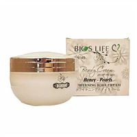 Kem dưỡng trắng da toàn thân chống nắng UV40 mật ong ngọc trai Bios Life 180g