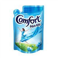 Nước xả vải Comfort đậm đặc hương ban mai mới túi 800 ml