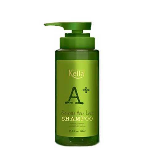 Dầu gội chống rụng tóc và kích thích mọc tóc Kella A+ 500ml