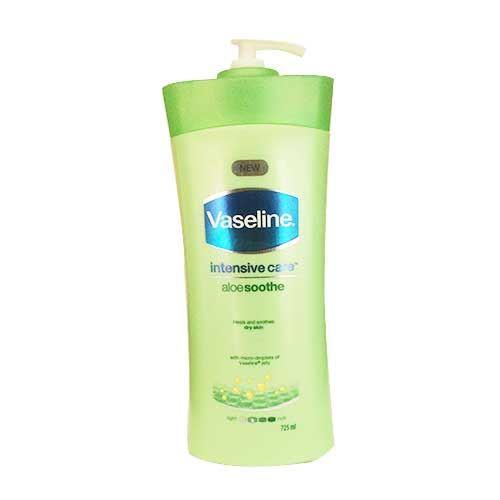 Sữa dưỡng thể nha đam Vaseline Aloe Fresh