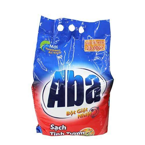 Bột giặt nhiệt Aba 6kg