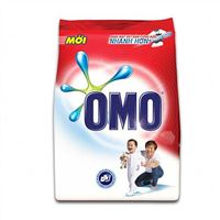 Bột giặt Omo dịu nhẹ trên da 4.1kg