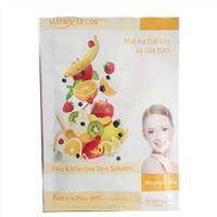 Mặt nạ dưỡng da trái cây và sữa tươi Matrix 30g