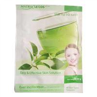 Mặt nạ dưỡng da chống lão hóa trà xanh Matrix 30g