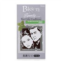 Thuốc nhuộm tóc Bigen Speedy Hair Color D882 - Nâu Đen