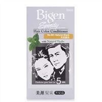 Thuốc nhuộm tóc Bigen Speedy Hair Color D881 - Đen