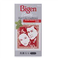Thuốc nhuộm tóc Bigen Speedy Hair Color D865 - Nâu Đỏ