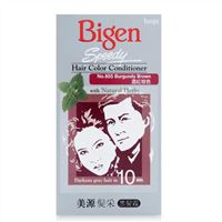 Thuốc nhuộm tóc Bigen Speedy Hair Color D855 - Nâu Đỏ Thẫm