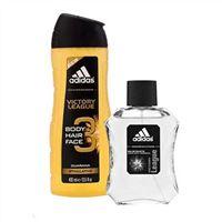 Bộ tắm gội toàn thân và nước hoa nam Adidas Victory League
