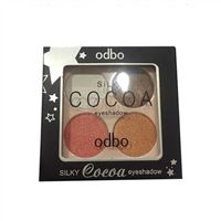 Phấn mắt 4 màu Odbo Silky Cocoa Eyeshadow 04 Color