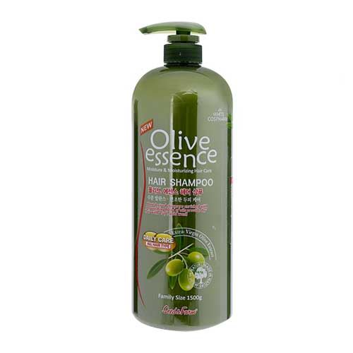 Dầu gội dưỡng tóc Organia Seed & Farm Olive Essence Hair Shampoo 1500g