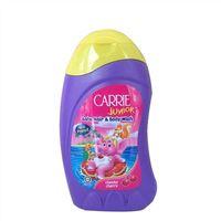 Tắm gội toàn thân em bé Carrie Junior hương Cherry 280g