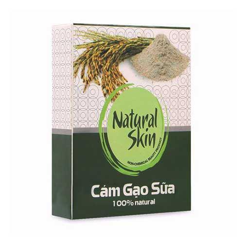 Bột cám gạo sữa Natural Skin 200g