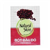 Bột đậu đỏ dưỡng da Natural Skin 200 g