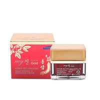 Kem dưỡng trắng My Gold Korea Red Ginseng Aqua Wrinkle and Whitening Cream 50ml