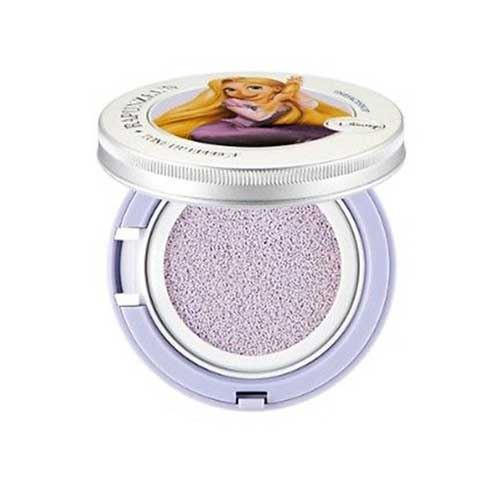 Phấn nước The Face Shop Tone Up Cushion 02 Lavender - Rapunzels 15g