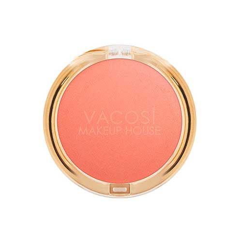 Phấn má hồng Vacosi Make Up House Blush 08 Peach Rock 5g
