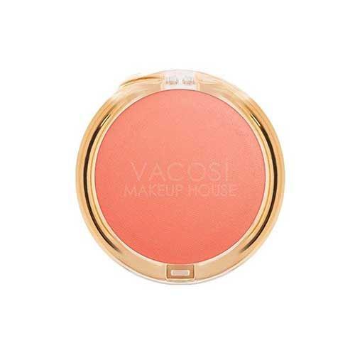 Phấn má hồng Vacosi Make Up House Blush 07 Candy Peach 5g