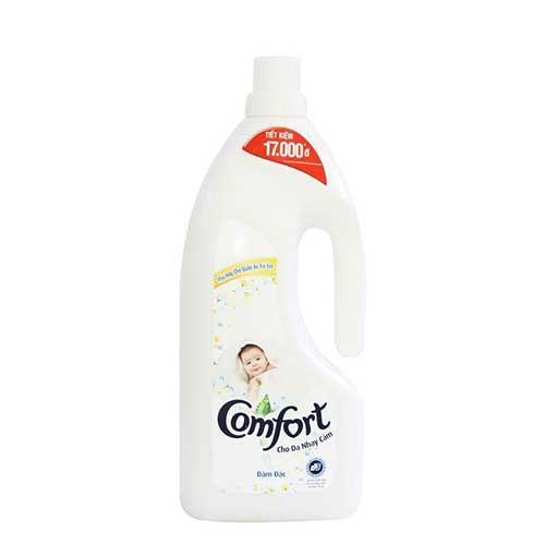 Nước xả vải Comfort cho da nhạy cảm 1.8lit