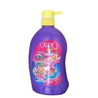Tắm gội toàn thân Carrie Junior hương Cherry 700g