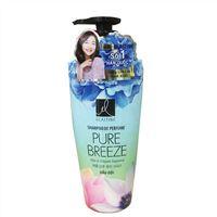 Dầu gội dưỡng tóc hương nước hoa Elastine Pure Breeze 600ml